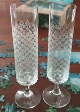 Rosenthal Motif l Romance 2 Champagne Flutes EXCELLENT
