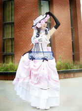 Black Butler Kuroshitsuji Ciel Cosplay Costume Dress Lolita Custom Made