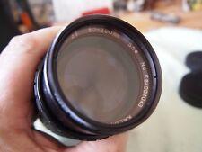 Kalimar Multi-Coated Macro Zoom 80-200mm Minolta  MD mount Lens-good condition