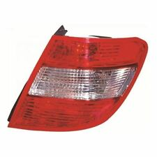 Mercedes C Class S204 Estate 5/2008-6/2011 Rear Tail Light Lamp Drivers Side O/S