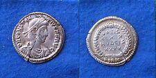 Siliqua Constantius II. mzst: Sirmium. vot XXX mult XXXX; muy bonito