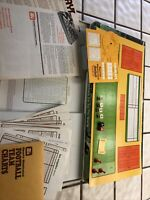 Vintage Paydirt NFL Pro Football Sports Illustrated 1973 Board Game April House