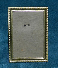 SWEET VINTAGE MINI GOLD METAL PICTURE/PHOTO FRAME!!