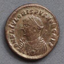 Emperor Crispus, 316-26 A.D. AE Coin, Heraclea mint.