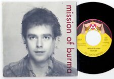 "MISSION OF BURMA  Trem Two   //  ORIGINAL US 1982 7"" w/PS   Mint-!"