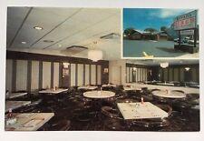 Vintage Bloomfield, NJ Nevada Diner Restaurant Interior/Exterior Views Postcard