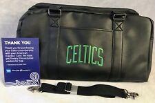 Boston Celtics Weekender Bag -Faux Leather Carry on Travel Duffel Bag -Free Ship