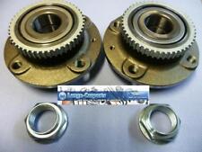2x Wheel Bearing Kit Rear Drive Axle Right+Left Peugeot 406 (8B)