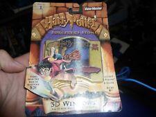 Harry Potter 3D windows Viewer view-master mattel 2001 Series 1