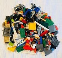 2 LBS LOT LEGOS RANDOM BUILDING BLOCKS BRICKS PIECES & PARTS