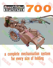 howard 700 rotavator in Collectables | eBay
