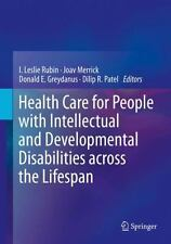 Health Care for People with Intellectual and Developmental Disabilities Acros...