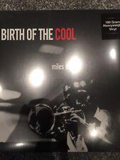 MILES DAVIS BIRTH OF THE COOL PRESSED ON  180G VINYL LP - NEW / SEALED