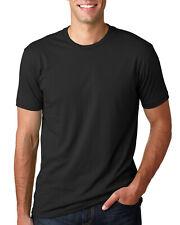 SADA Plain Cotton T-Shirt Short Sleeve Solid Blank Design Tee Men Tshirt S-6XL