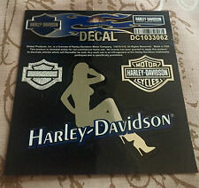 "New/Authentic - Harley Davidson ""Charlotte"" Decal / DC1033062"