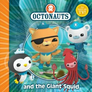 The Octonauts and the Giant Squid by Simon & Schuster UK Book The Cheap Fast