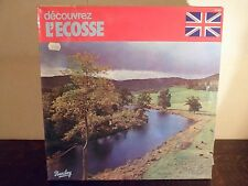 """LP 12"""" L'ECOSSE THE DAGENHAM GIRL PIPERS - MINT - NEW - BARCLAY 80.636 FRANCE"""