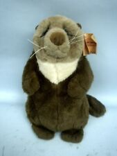 """Lou Rankin 11"""" Oliver the Otter #24840 by Dakin"""