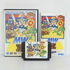 MONSTER WORLD III 3 Wonder Boy V 5Mega Drive Sega 7399 md