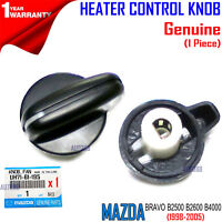 Genuine For Mazda Bravo Heater Fan Direction Control Knob B2500 B2600 B4x 98-05