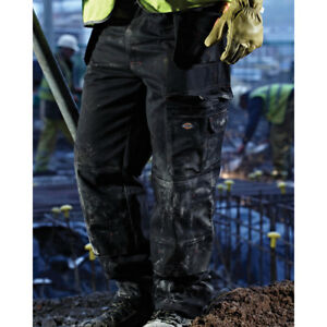 Dickies Redhawk Pro Trousers Premium Work Wear Tough Mens Pants Pockets (WD801)