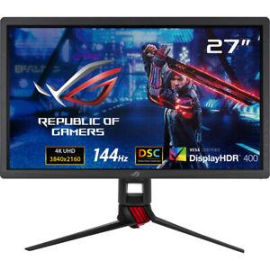 """Asus ROG Strix XG27UQ 27"""" 4K UHD 3840x2160 144Hz HDR DSC Gaming Monitor"""