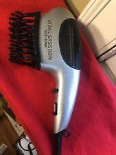 Vidal Sassoon 1875W Styler Hair Dryer VS540 with Brush Attachment