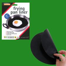26cm Réutilisable Anti - Adhérent Noir Poêle Revêtement Pour...sain Cuisinière