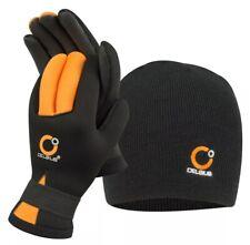 NEW Celsius Deluxe Neoprene Waterproof Glove Hat Combo Ice Fishing L M XL Winter