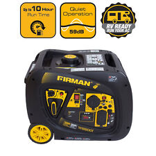 Firman 3300 | 3000 Watt Gas Remote Start RV Ready Inverter Generator with USB
