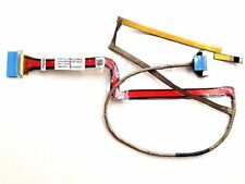 """18.4"""" DELL ALIENWARE M18X R1 R2 LVDS LED LCD SCREEN WEBCAM CABLE 8NW7M 08NW7M"""