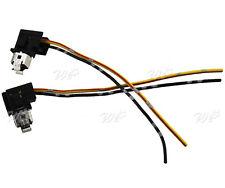 H1 Headlight Fog Lamp Bulb Socket Holder Wiring Connector Plug For Auto Car