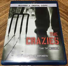 The Crazies (Blu-ray Disc, 2010) Timothy Olyphant