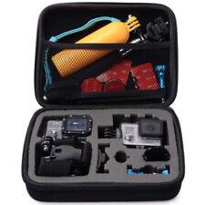 Custodia Borsa Per Go Pro Gopro Hero 3 3+4 5 Action Cam Fotocamera Black New Hot