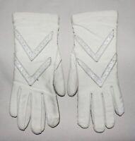 Vintage Aris Ladies Winter Gloves Beige Stretch Lined One Size Philippines
