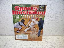 Sports Illustrated November 4 2013 SI World Series STL Cardinals Boston Red Sox