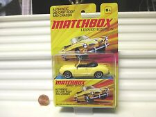 MATCHBOX 2009 LESNEY EDITION SUPERFAST 1969 Volkswagen Type 14 KARMANN GHIA NIB*
