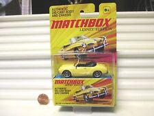 MATCHBOX 2009 LESNEY EDITION SUPERFAST 1969 Volkswagen Type 14 KARMANN GHIA NIB*