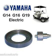 Yamaha G14, G16, G19 Electric Golf Cart HIGH SPEED Gears 6:1 Ratio
