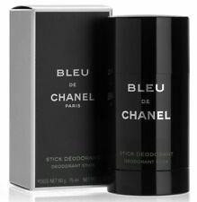 Chanel Bleu De Chanel Deodorant Stick For Men 2.0 Oz / 75 ml Brand New Sealed!