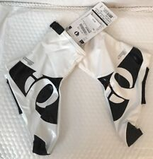 Pearl Izumi PRO P.R.O. Barrier Lite Cycling Shoe Covers Booties White - Small