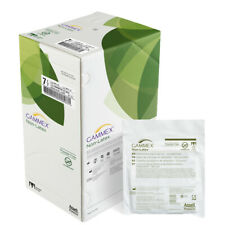 *50-Pairs* Ansell Gammex Non-Latex Powder-Free Disposable Size-8 Gloves 8516