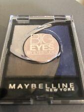 Maybelline Eyeshadow- Big Eyes Luminous Blue 04, Brand New & Sealed