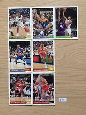 NBA UPPER DECK #96 Base Equipes Diverses Multi Equipes 1992 1993