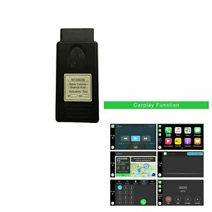 For Mercedes W205 C-Class W253 GLC Apple Carplay Auto OBD Activation Tool