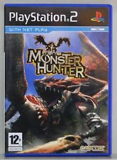 Monster Hunter - PLAYSTATION 2- Pal Spain - Full