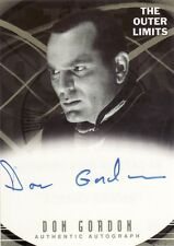 Outer Limits Premiere Don Gordon as Captain Dave Crowell A10 Auto Card