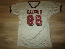 New Mexico Lobos #88 Football Team Game Used Worn Jersey