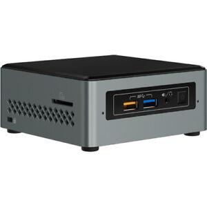 Intel NUC6CAYH Mini PC, Celeron J3455 1.5GHz, 8GB Ram, 256G SSD, W10P