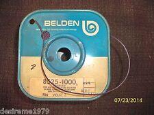 10ft Belden 24 AWG Stranded Hook-Up Wire - Max Rating 1000 Volts - Violet